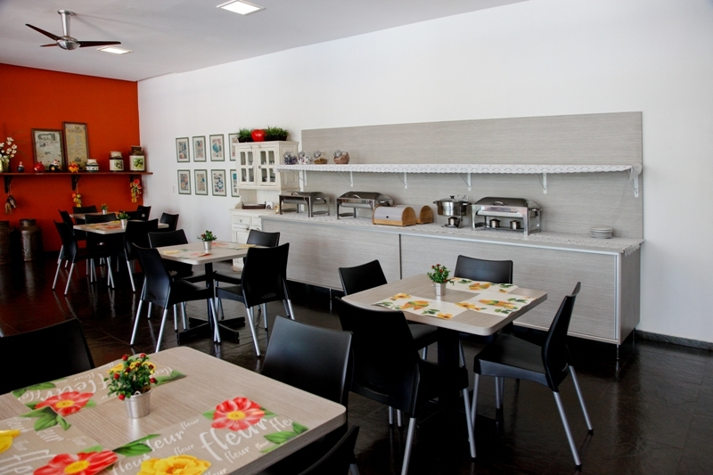 Salão de Café/Buffet